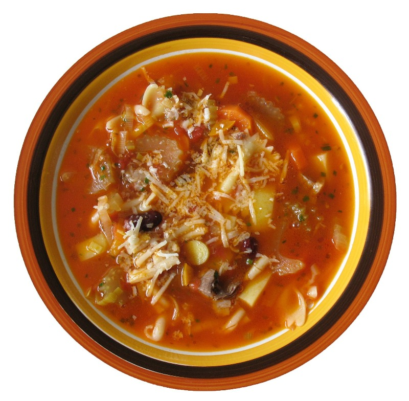 Minestrone Soup Image