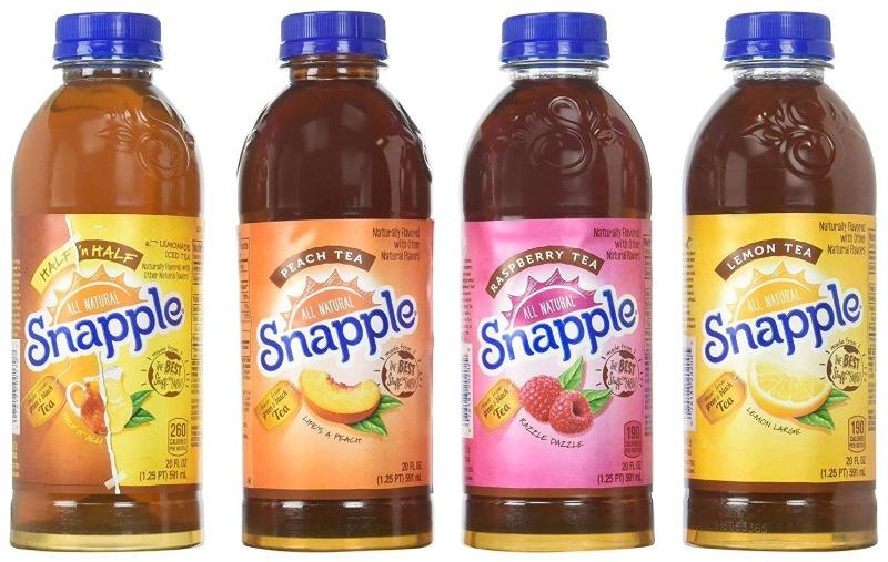 20 oz. Snapple ®