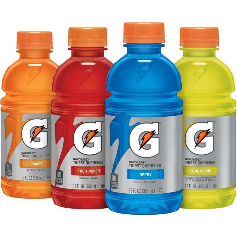 20 oz. Gatorade ® Image