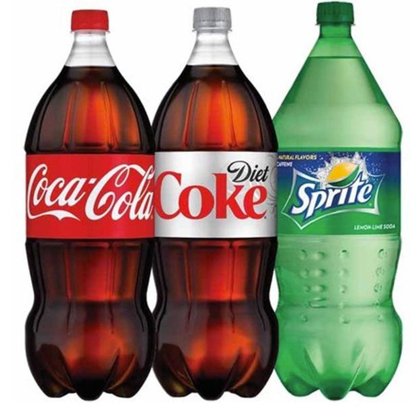 2 Liter Soda Image