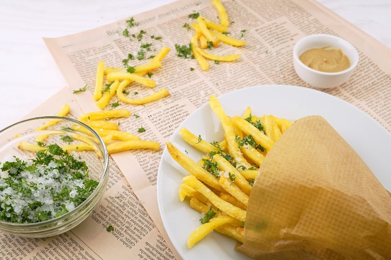French Fries Image