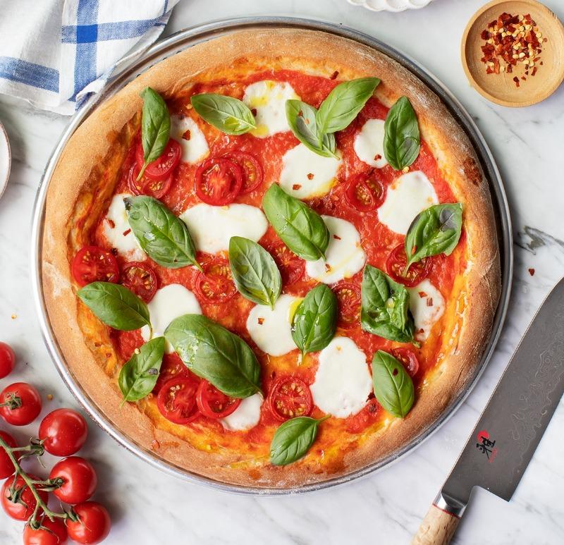 Margherita Pizza Image