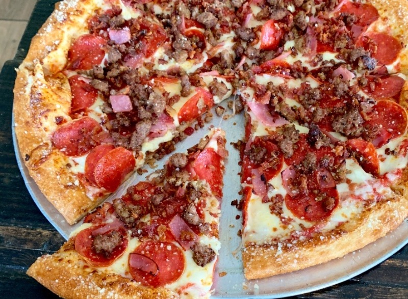 Meat Lover's Pizza Image