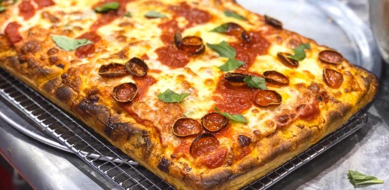 Sicilian Special Pizza