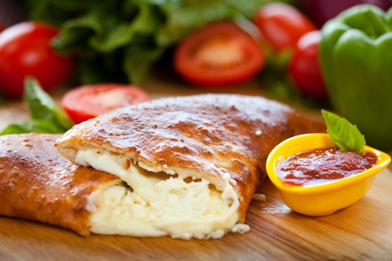 Cheese Calzone Image