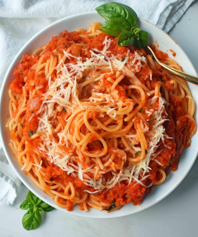 Spaghetti Image