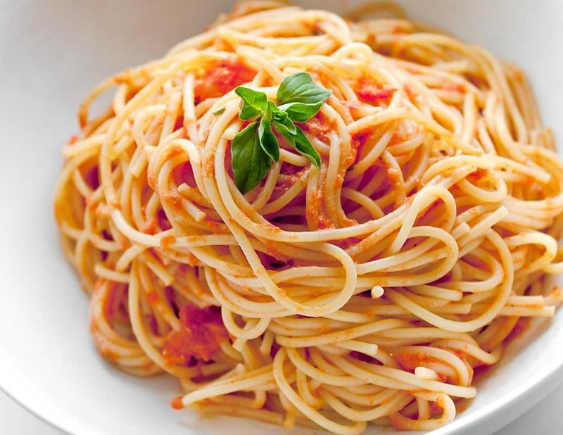 Spaghetti Marinara Image