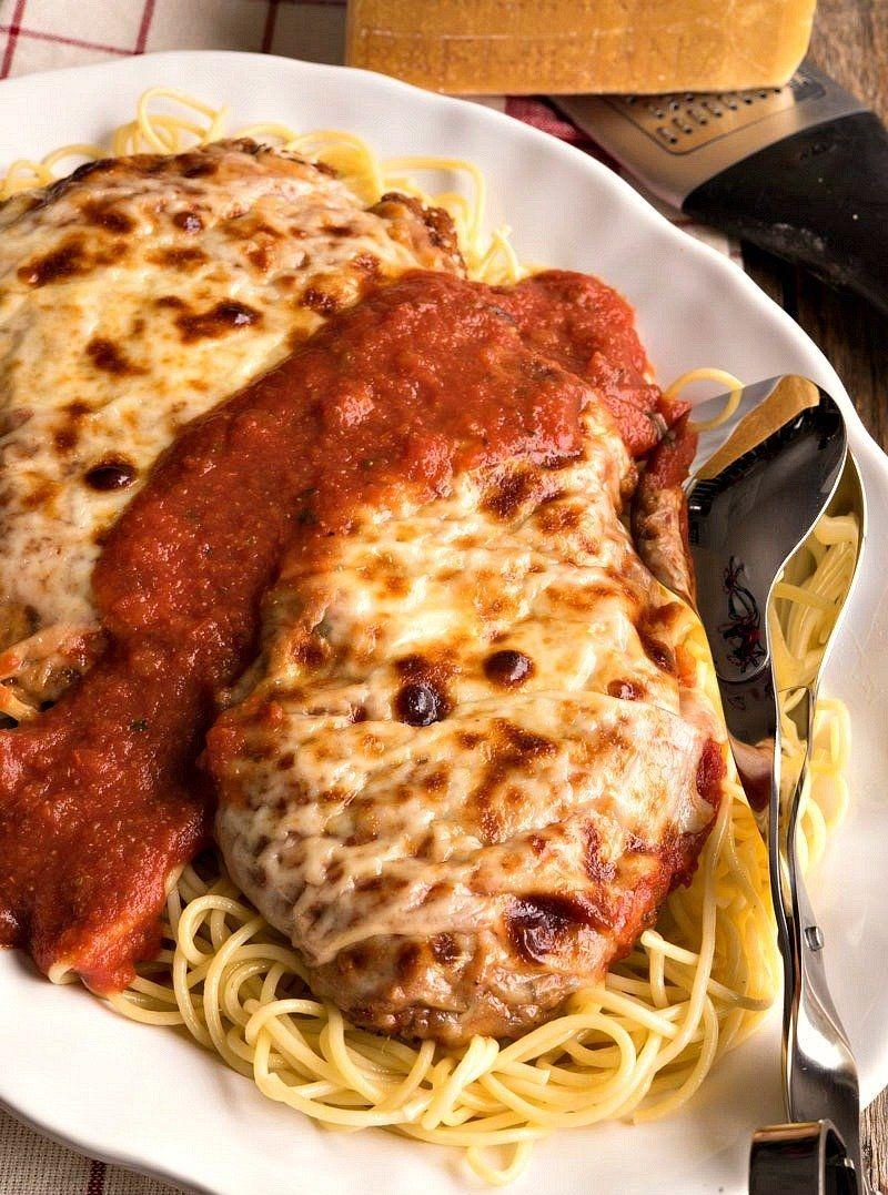 Chicken Parmigiana Image