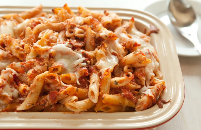 Baked Penne Image