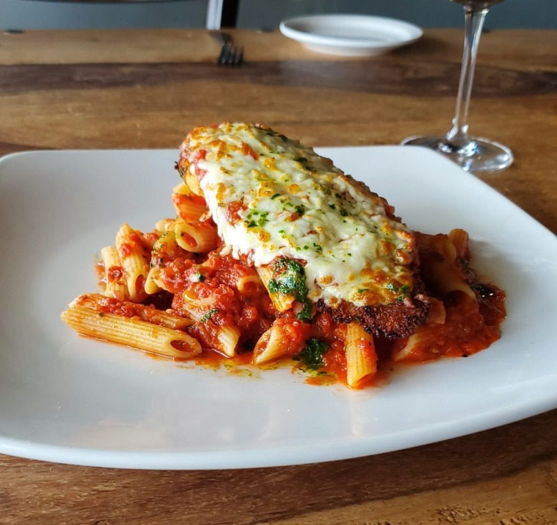 Baked Penne with Veal Image