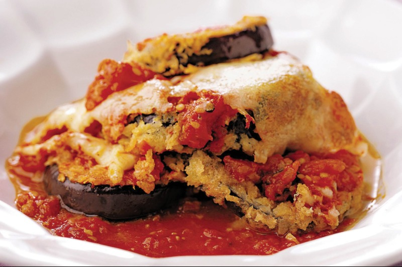 Eggplant Parmigiana Image