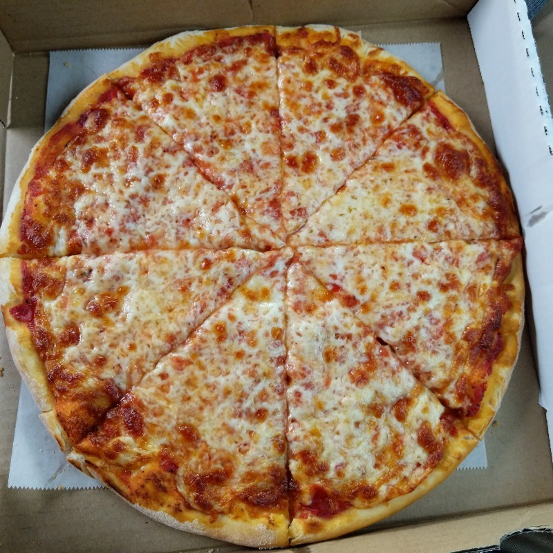 Monday Special - Large Plain Pizza Image