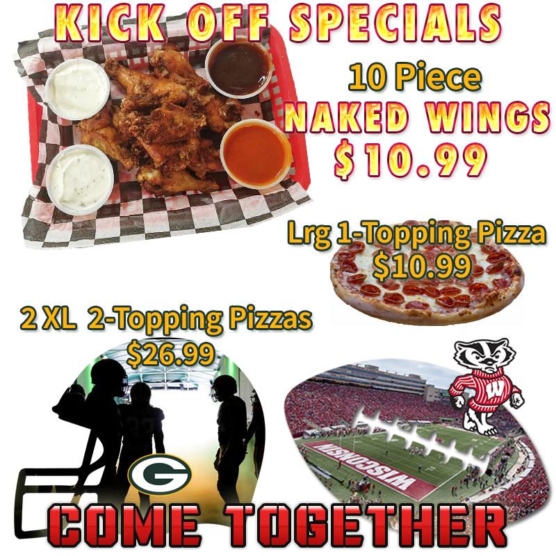 Kick Off Specials Image