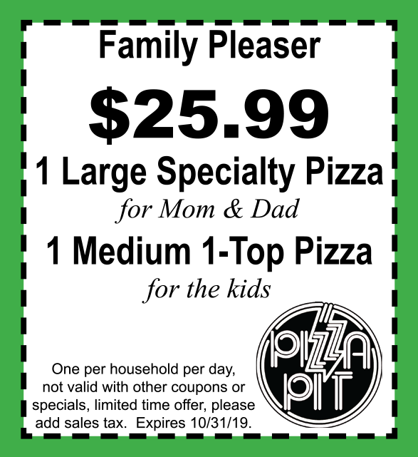 Family Pleaser Coupon