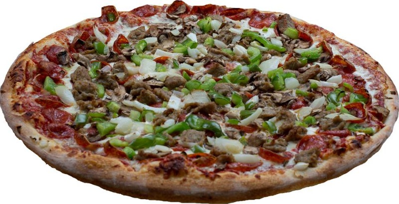 Pizza of the Month: Deluxe Image
