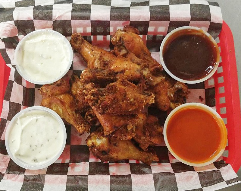 Naked Wings - 10 Piece Image