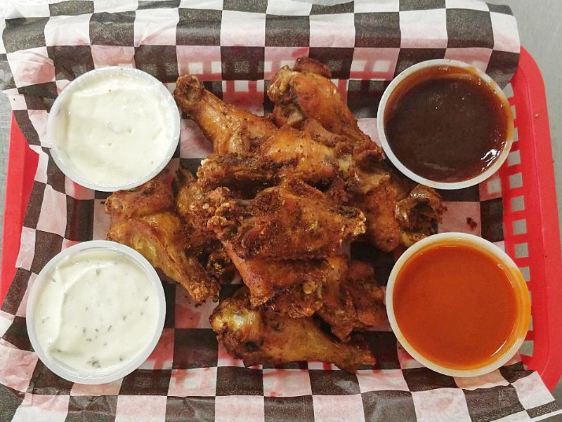 Naked Wings - 20 Piece Image