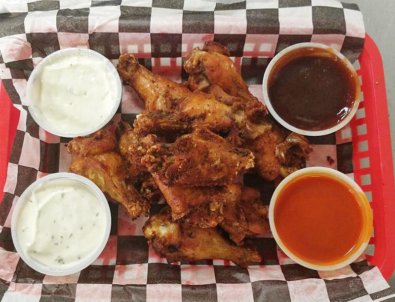 Naked Wings - 40 Piece Image