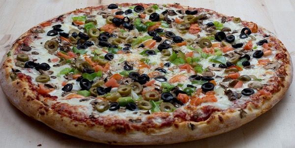 Pizza of the Month: Garden Party Image