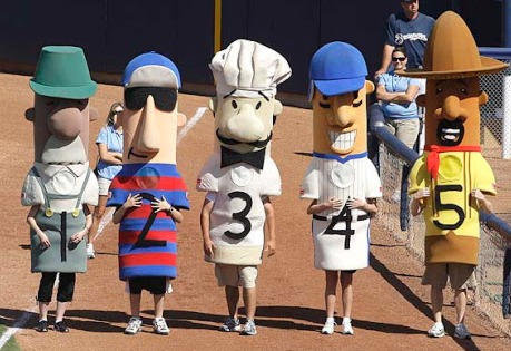 Racing Sausages Special: 2-XLarge 2 Topping Pizzas 27.99 Image