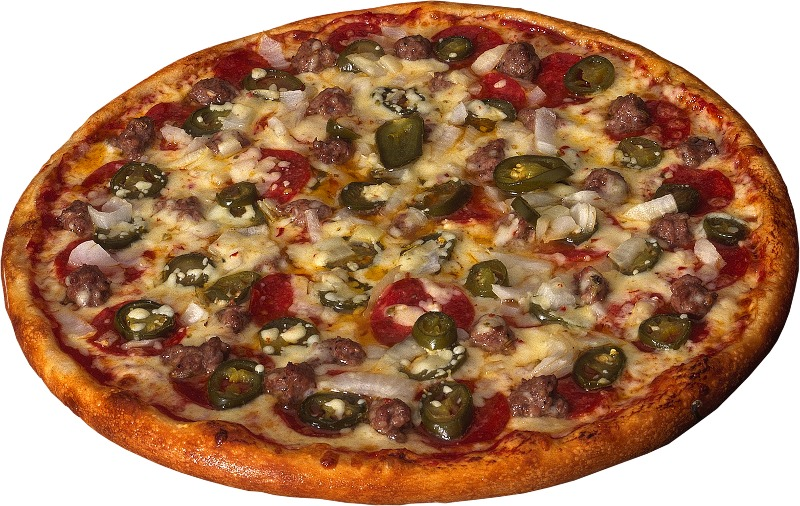 Pizza of the Month: Four Alarm Special Image
