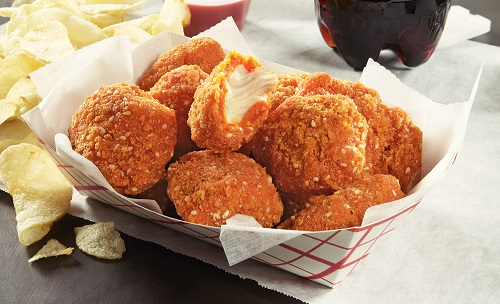Sriracha Boneless Wings Image