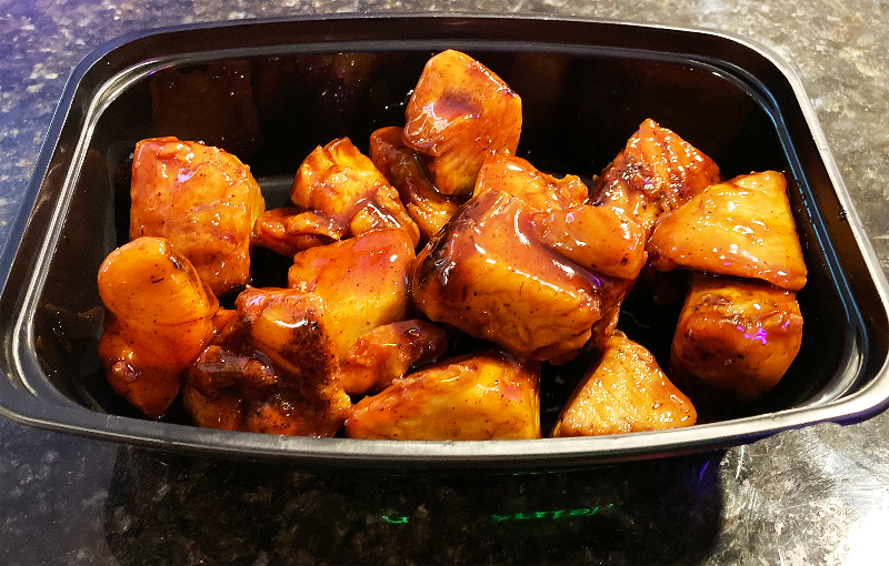 3/4 lb Chicken Bites Image