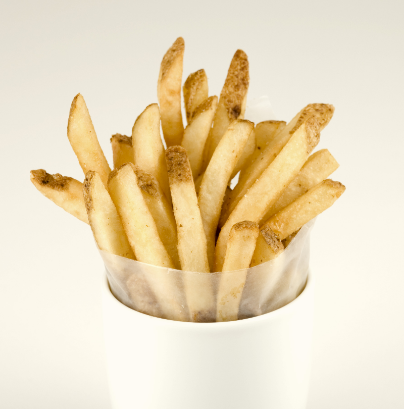 Homestyle French Fries Image