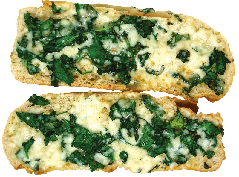 Spinach Cheese Bread Image