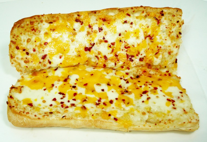 Spicy Cheese Bread Image