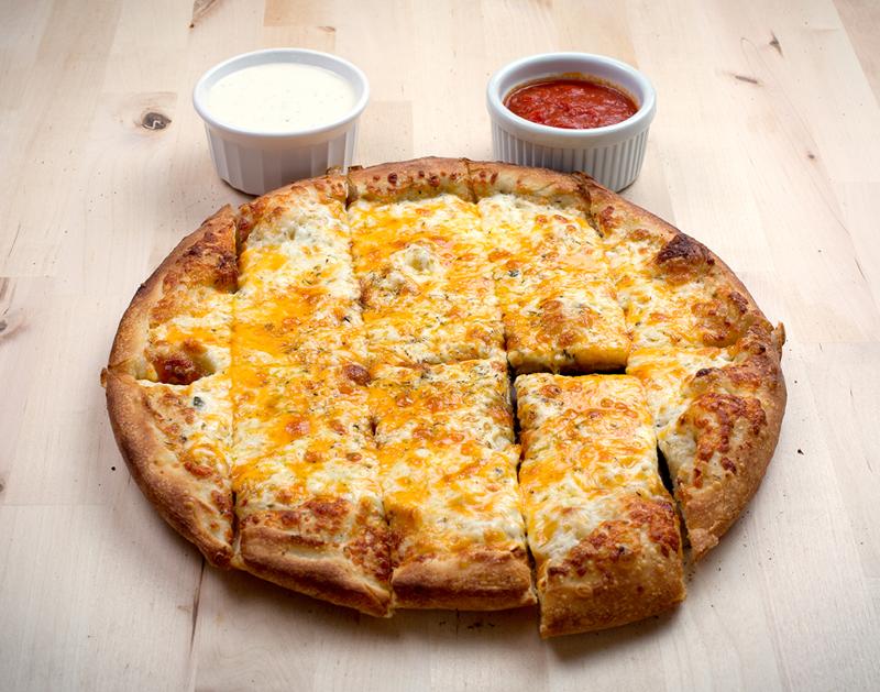 Cheesy Garlic Pit Stix Image