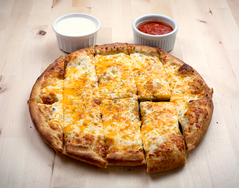 Cheesy Garlic Stix Image
