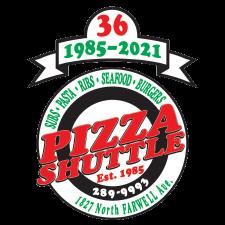 pizzashuttle logo