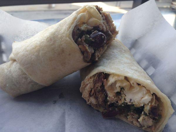Shawarma Tortilla Image