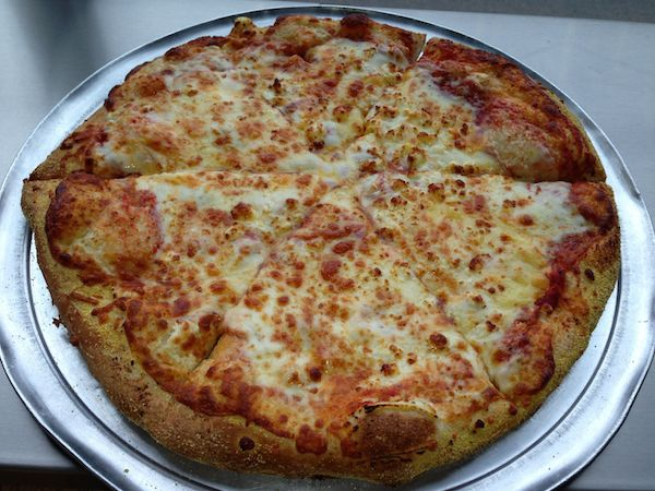 7 Cheese Dairy State Pizza Image