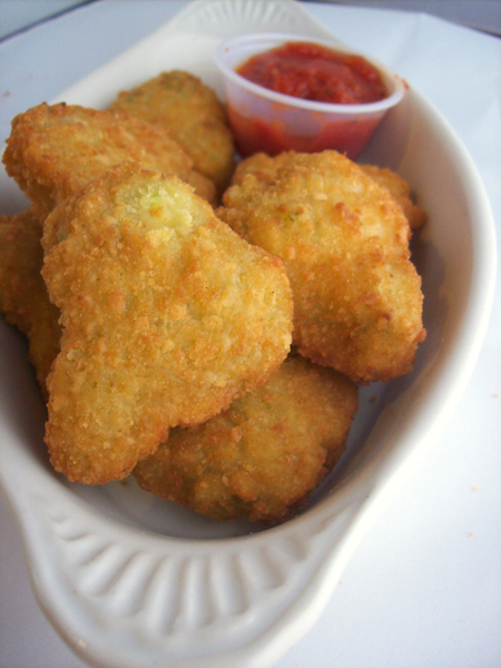 Broccoli & Bacon Cheddar Poppers (8) Image