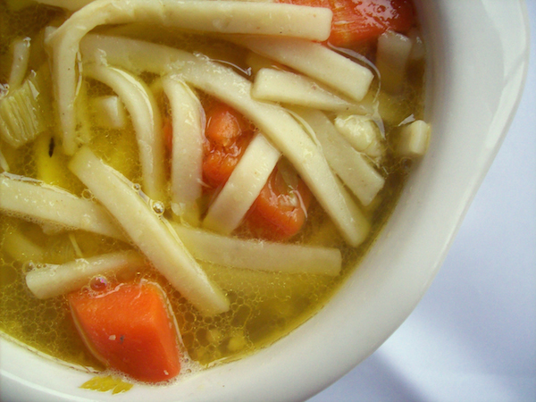 Chicken Noodle Image