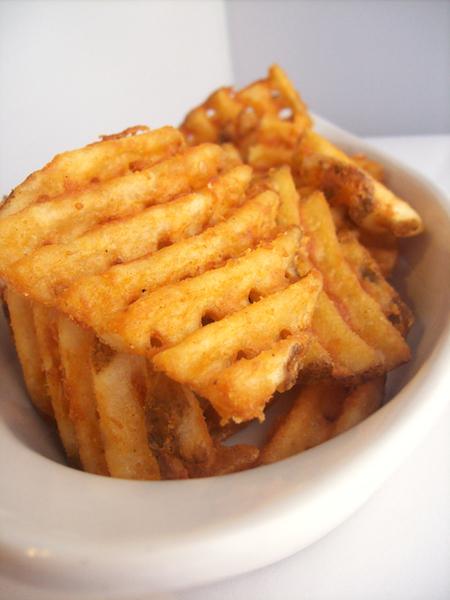 Seasoned Waffle Fries Image
