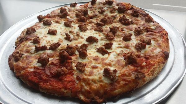 Meat Amore Pizza Image