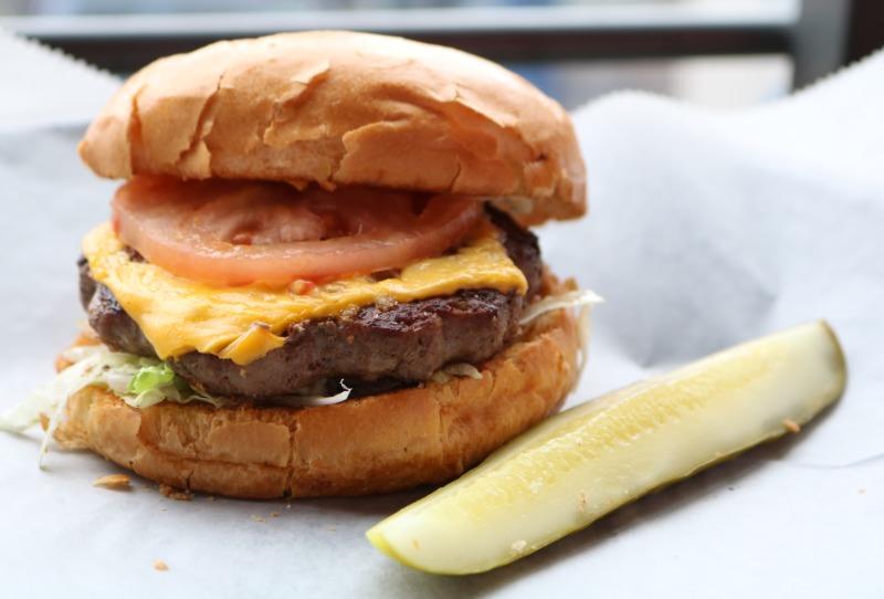 $6.50 Cheeseburger! Image