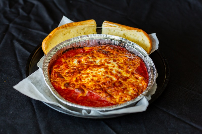 Baked Meat Lasagna Image