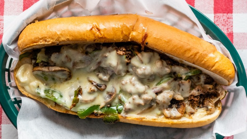 Philly Cheesesteak Sub Image