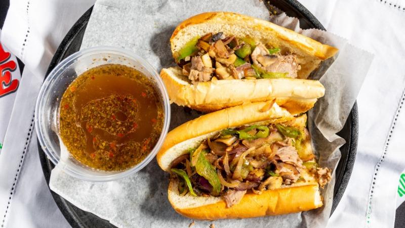 Chicago Italian Beef Sub Image