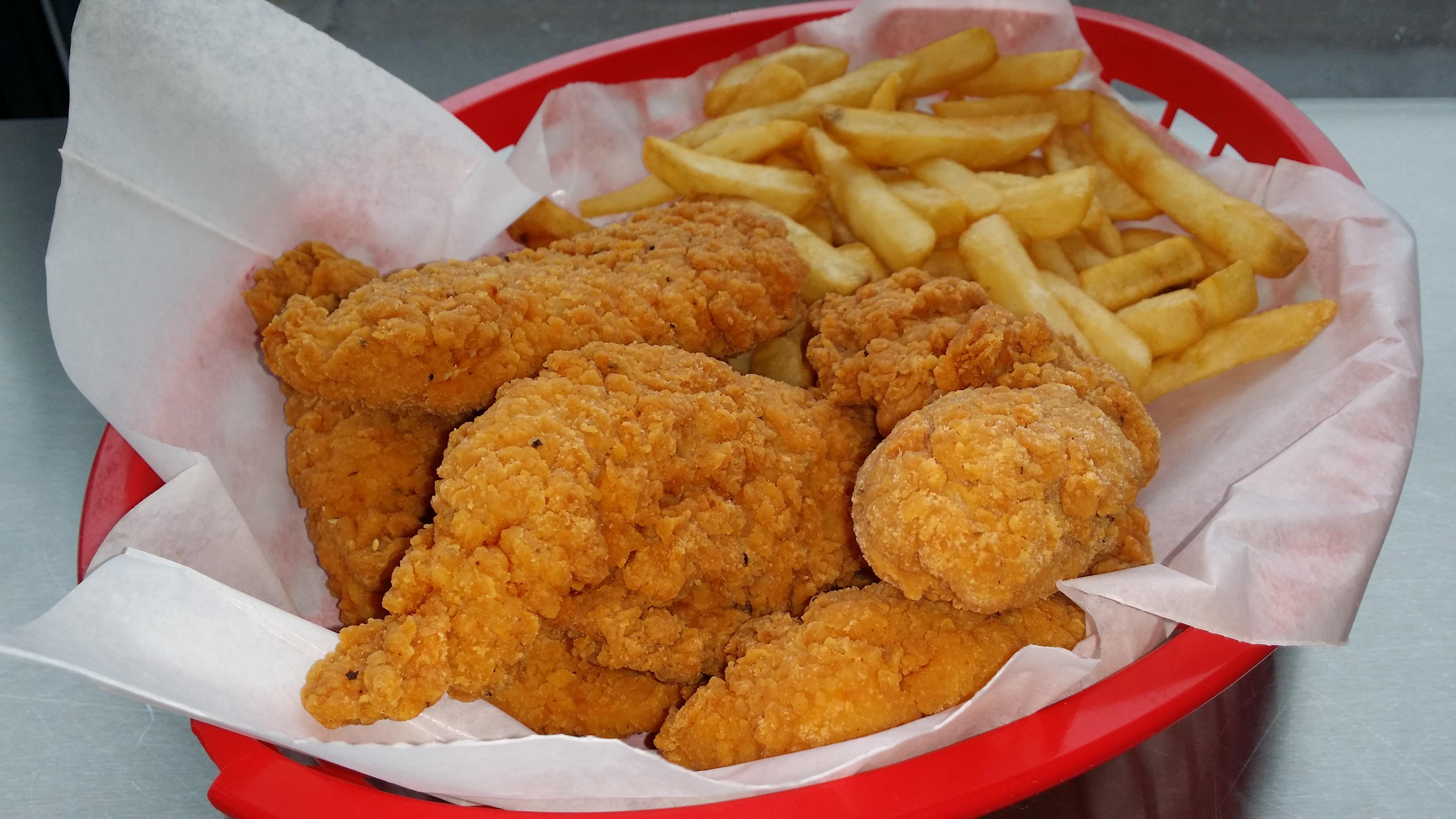 Chicken Strips Image
