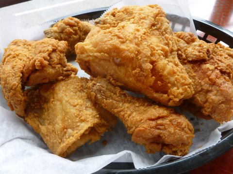 Broasted Chicken Pieces Image