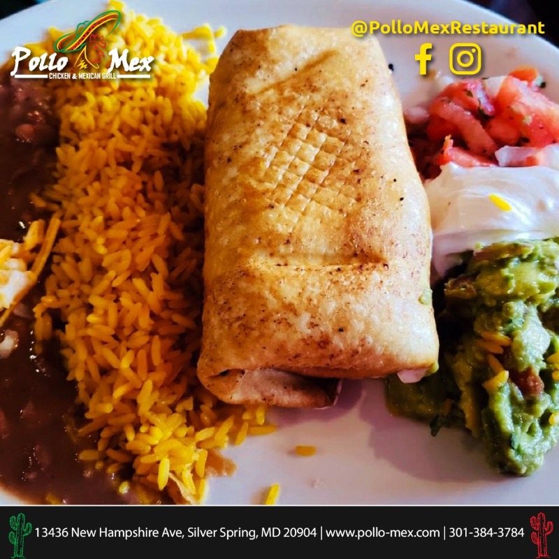 CHIMICHANGA Image
