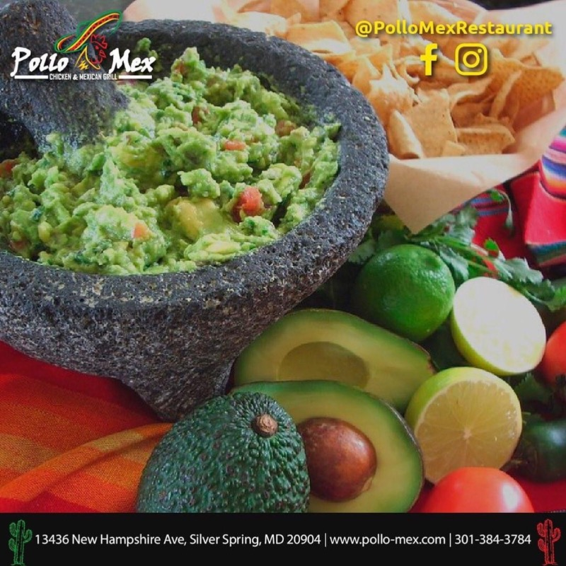 GUACAMOLE & CHIPS Image