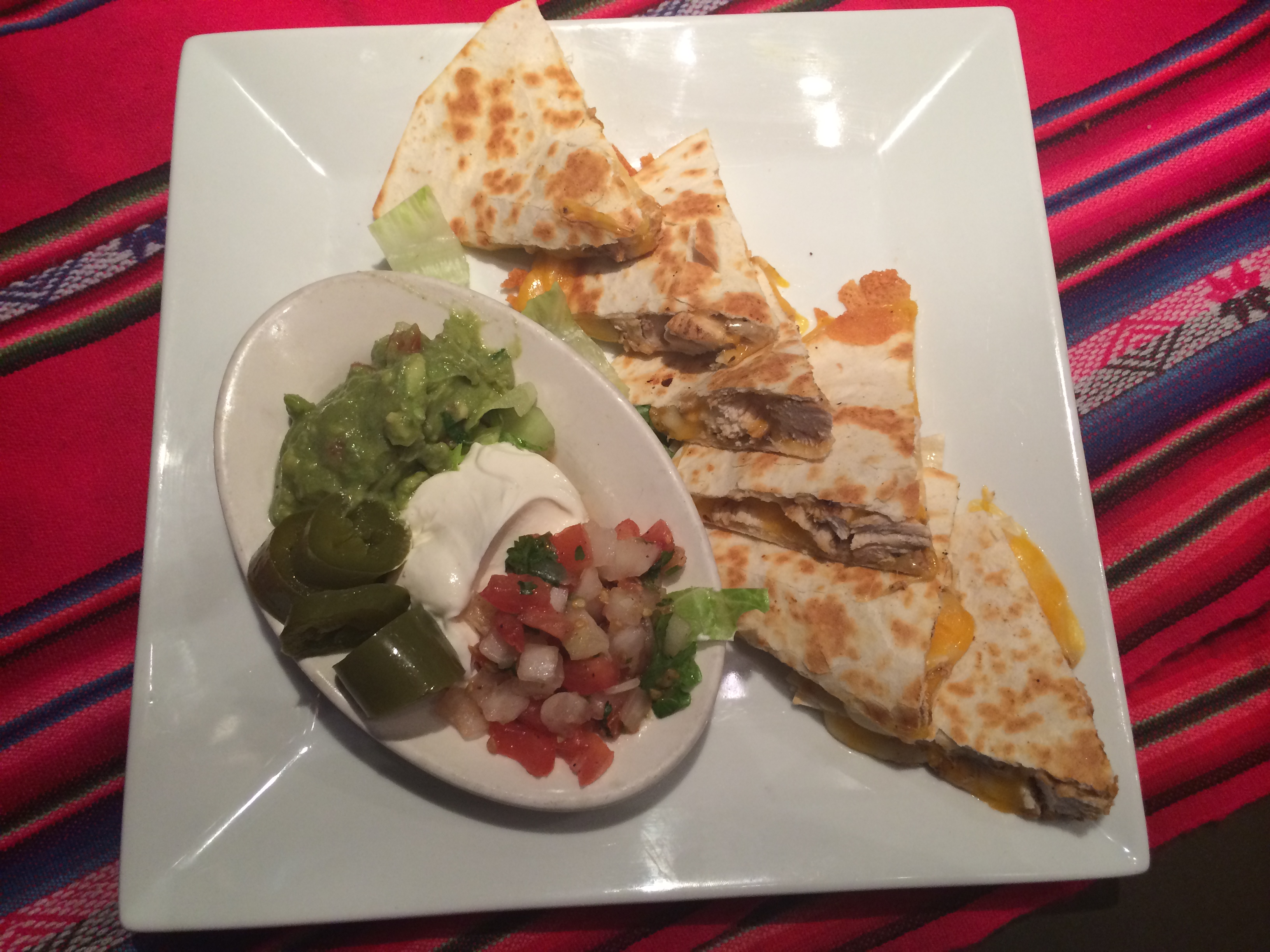 QUESADILLAS Image