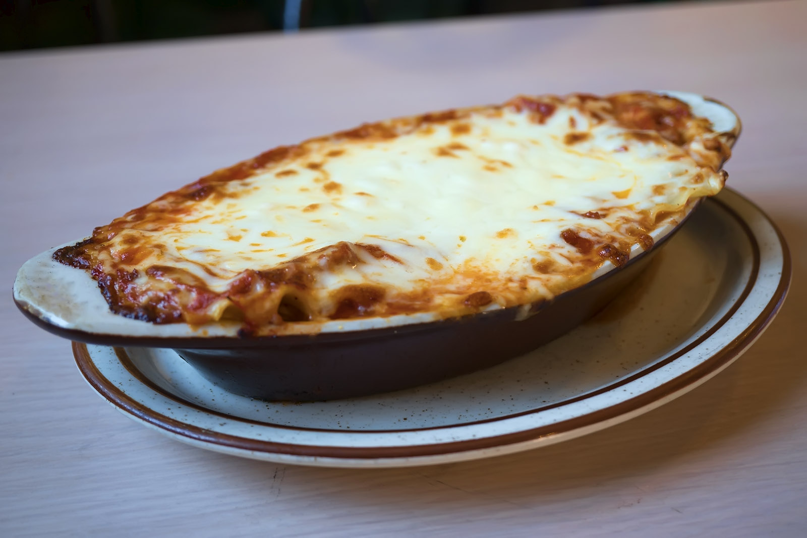 SUNDAY: Lasagna Dinner Image