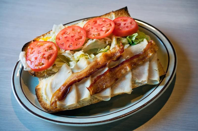 Turkey Bacon Ranch Grinder Image